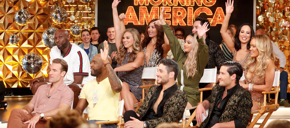 This Season's 'Dancing With The Stars' Cast Could Be The Best EVER