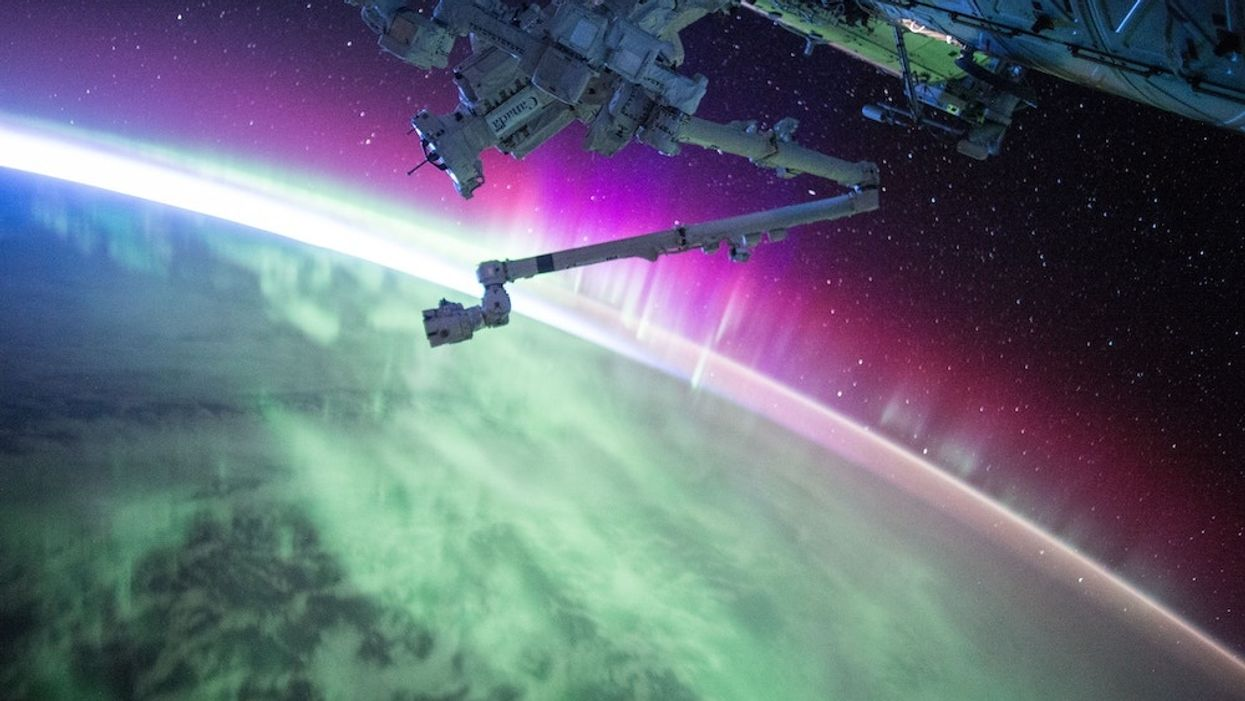 NASA just invested in 10 new visionary space technologies