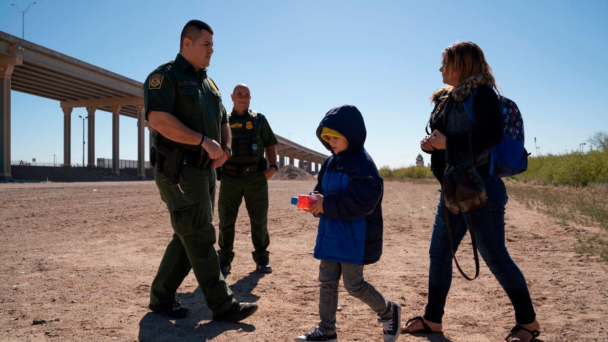 Trump administration to allow for indefinite detention of illegal immigrant children