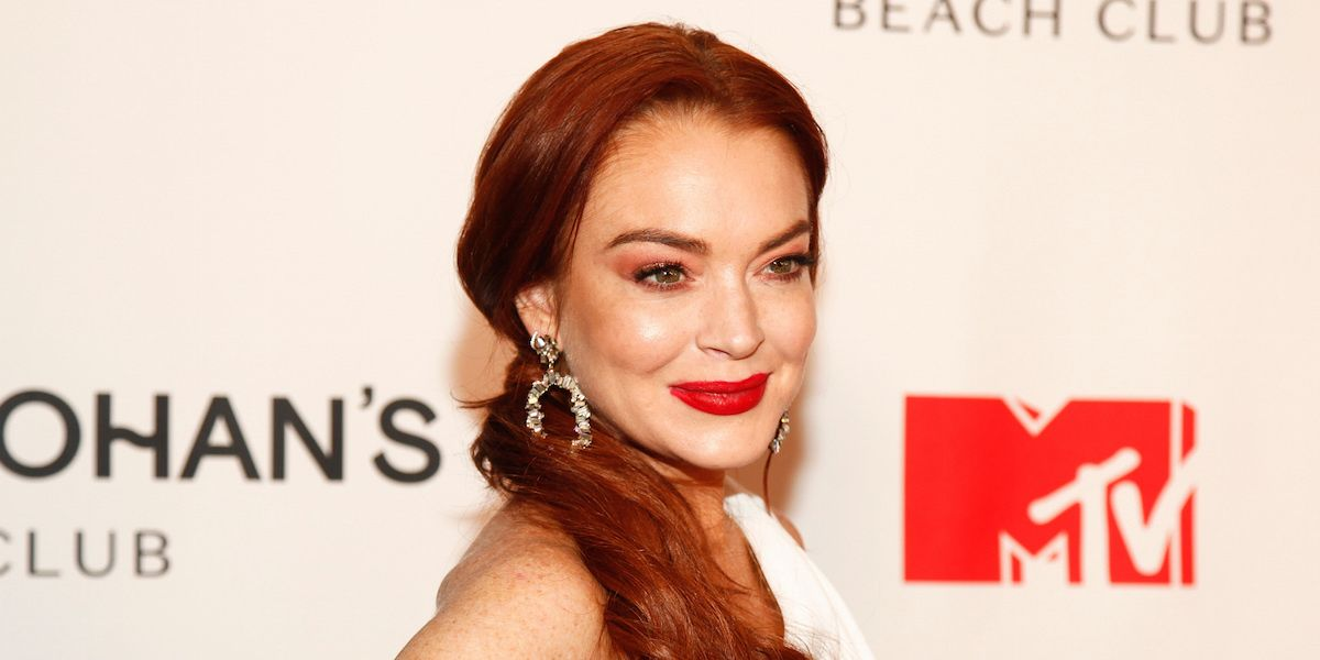 New Lindsay Lohan Music Has Leaked And It's Suddenly 2004 Again