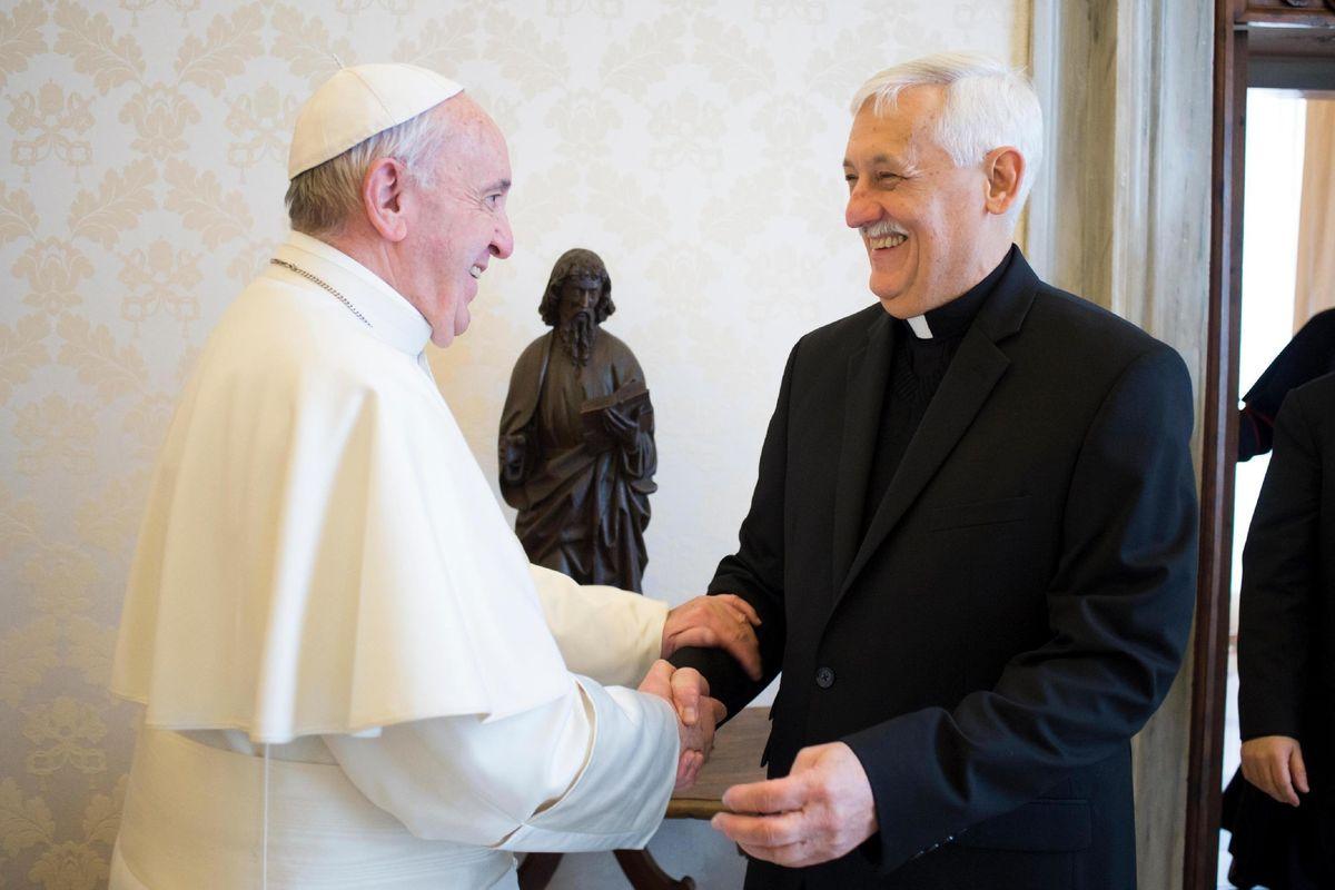 L'ultima del gesuita Sosa Abascal: «Il diavolo è una realtà simbolica»