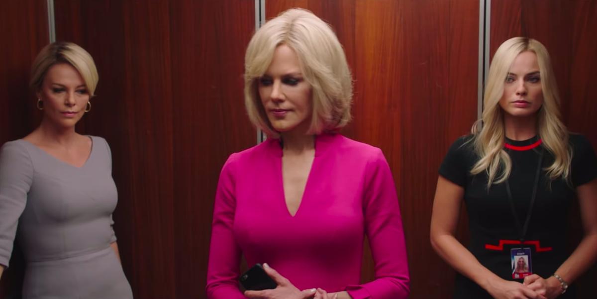 Charlize Theron, Nicole Kidman & Margot Robbie Brace For Fox News Scandal In 'Bombshell' Trailer