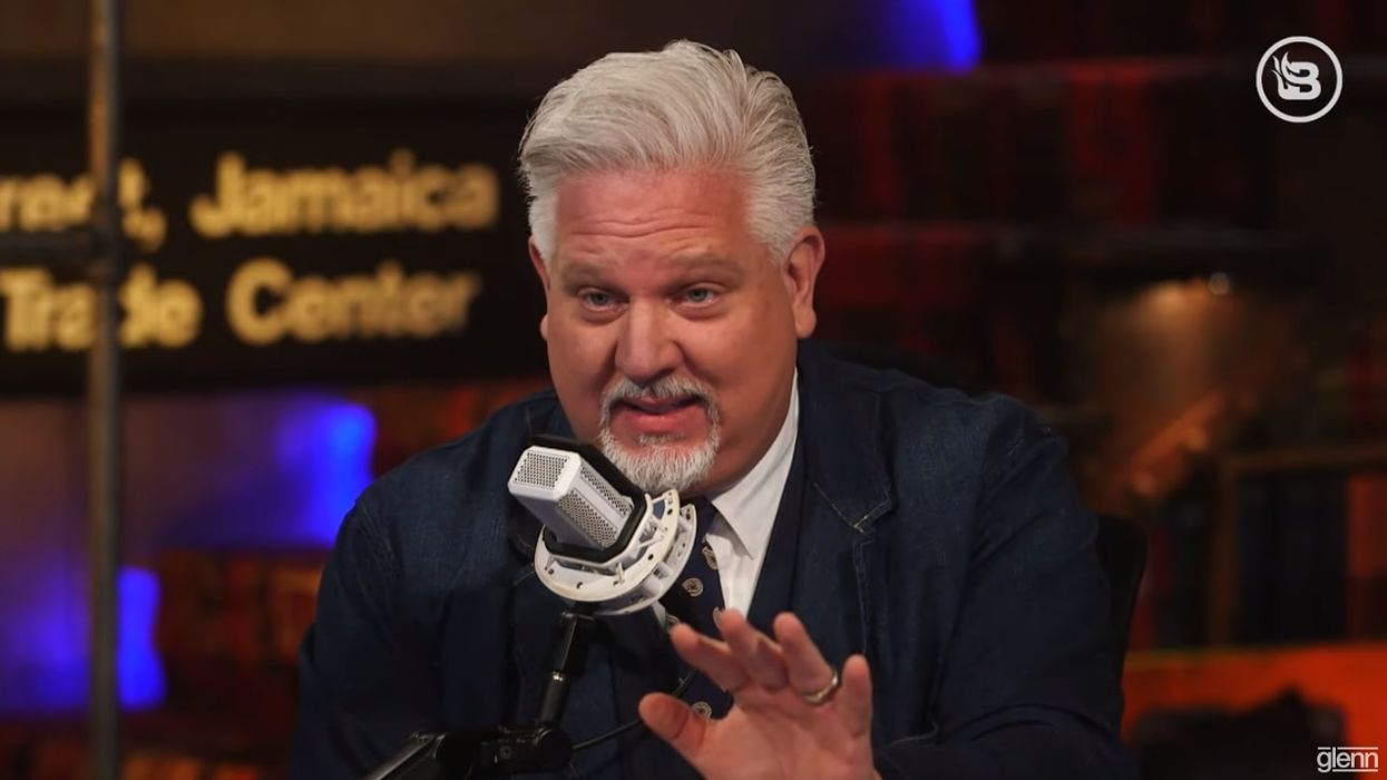 'We cannot cross this line': Glenn Beck warns 'red flag' laws could lead to civil war in America