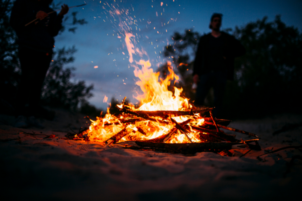 7 Songs You Need For Your Final Campfire Of The Summer
