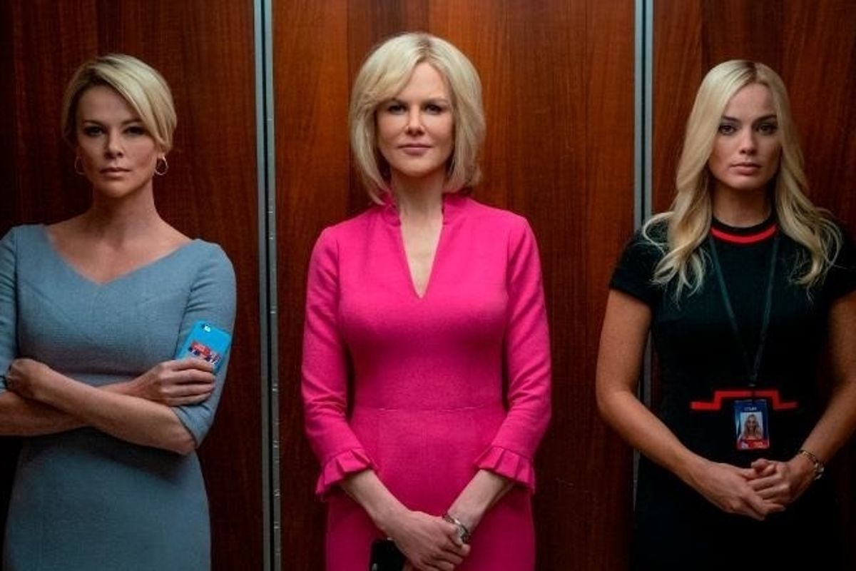 Nicole, Charlize and Margot Are the Women of Fox News