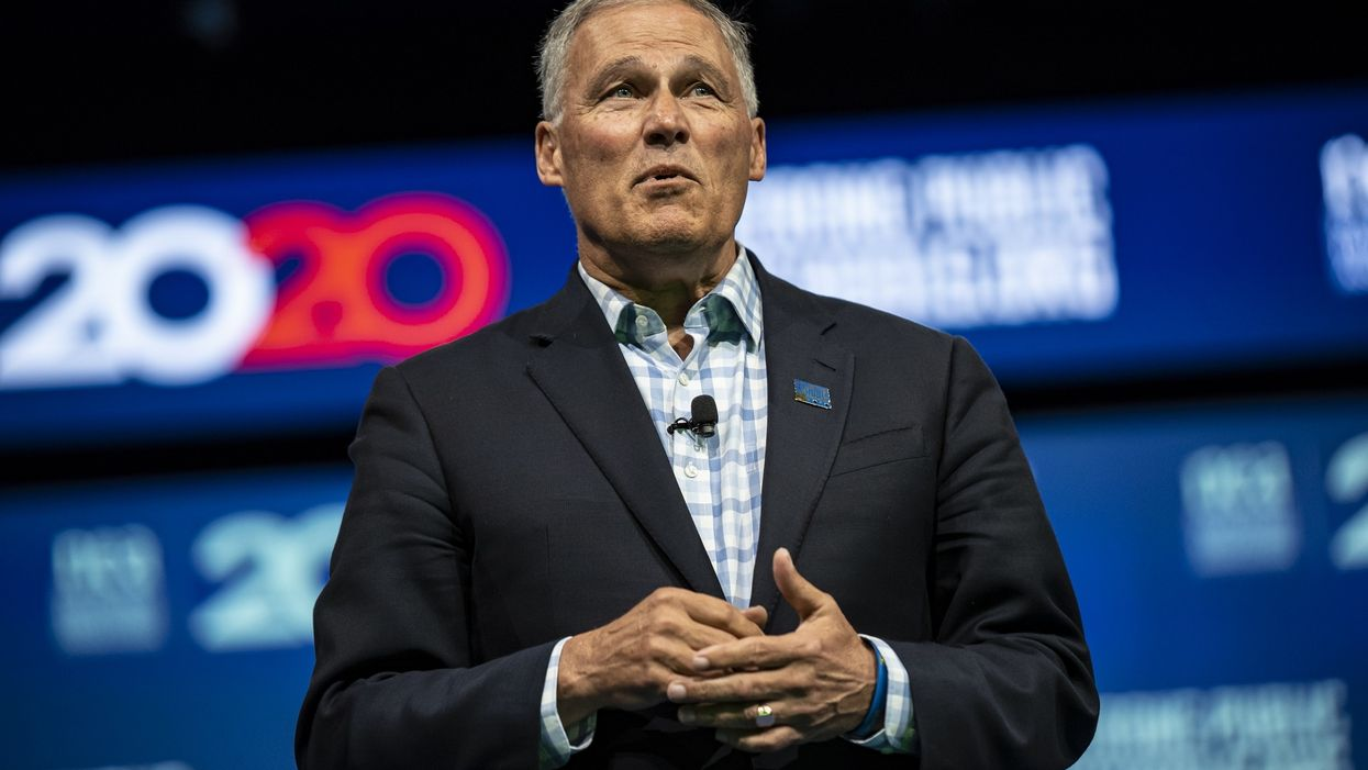 Gov. Jay Inslee drops out of 2020 presidential race