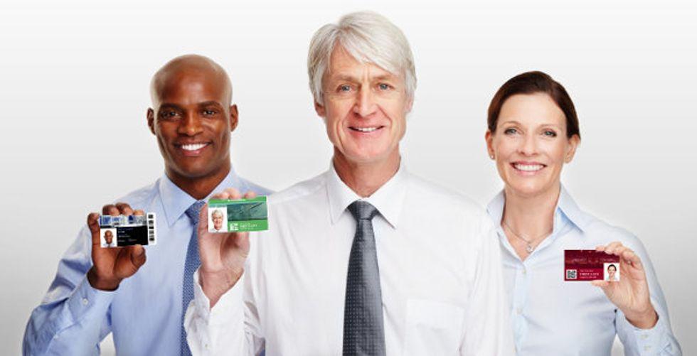 Employee ID Badges