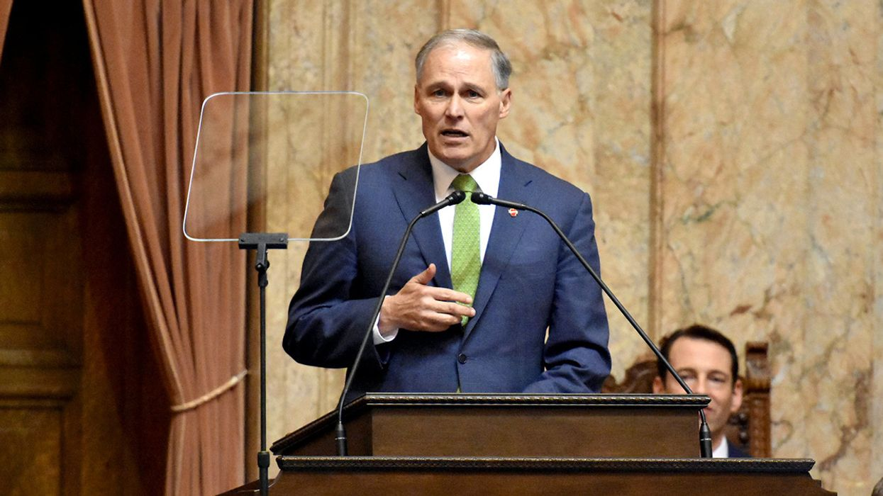 Jay Inslee, Who Led the Push for a Climate Debate, Drops out of Presidential Race