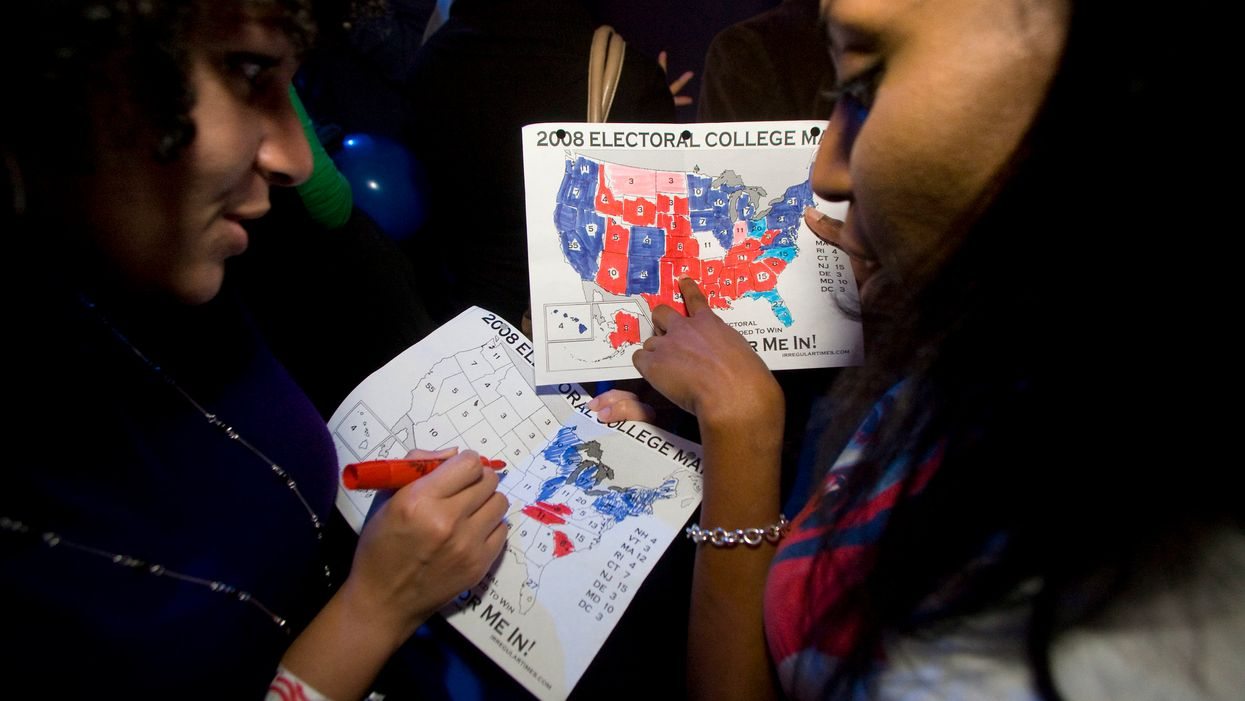Federal court rules Electoral College members can ignore their states' popular votes when picking the president