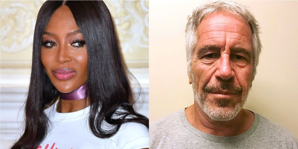 Naomi Campbell Denies Knowing About Jeffrey Epstein's Crimes