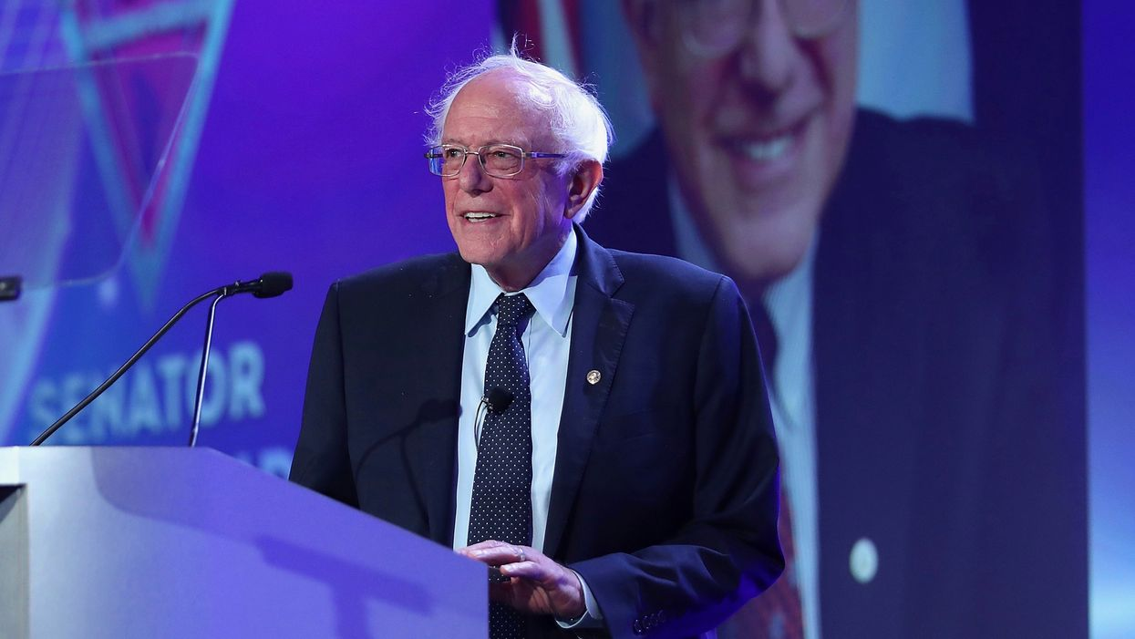 Sanders Unveils Green New Deal Plan to Avoid Climate Catastrophe, Create 20 Million Jobs