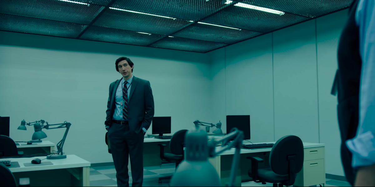 Adam Driver Is Trying To Expose CIA's Post-9/11 Torture Tactics In 'The Report' Trailer