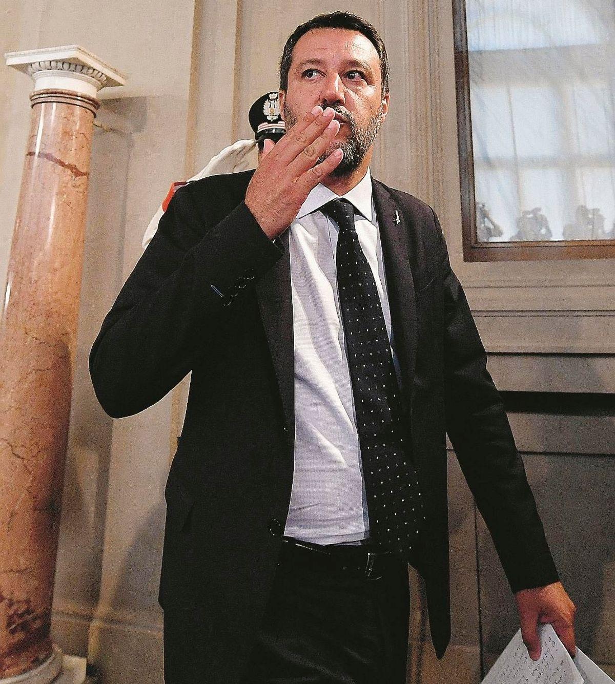 Ultima offerta di Salvini ai grillini. Ma il suo vero obiettivo è votare
