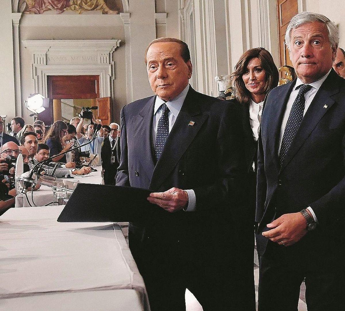 Berlusconi non vuole un altro Nazareno: «C'è il centrodestra, altrimenti elezioni»