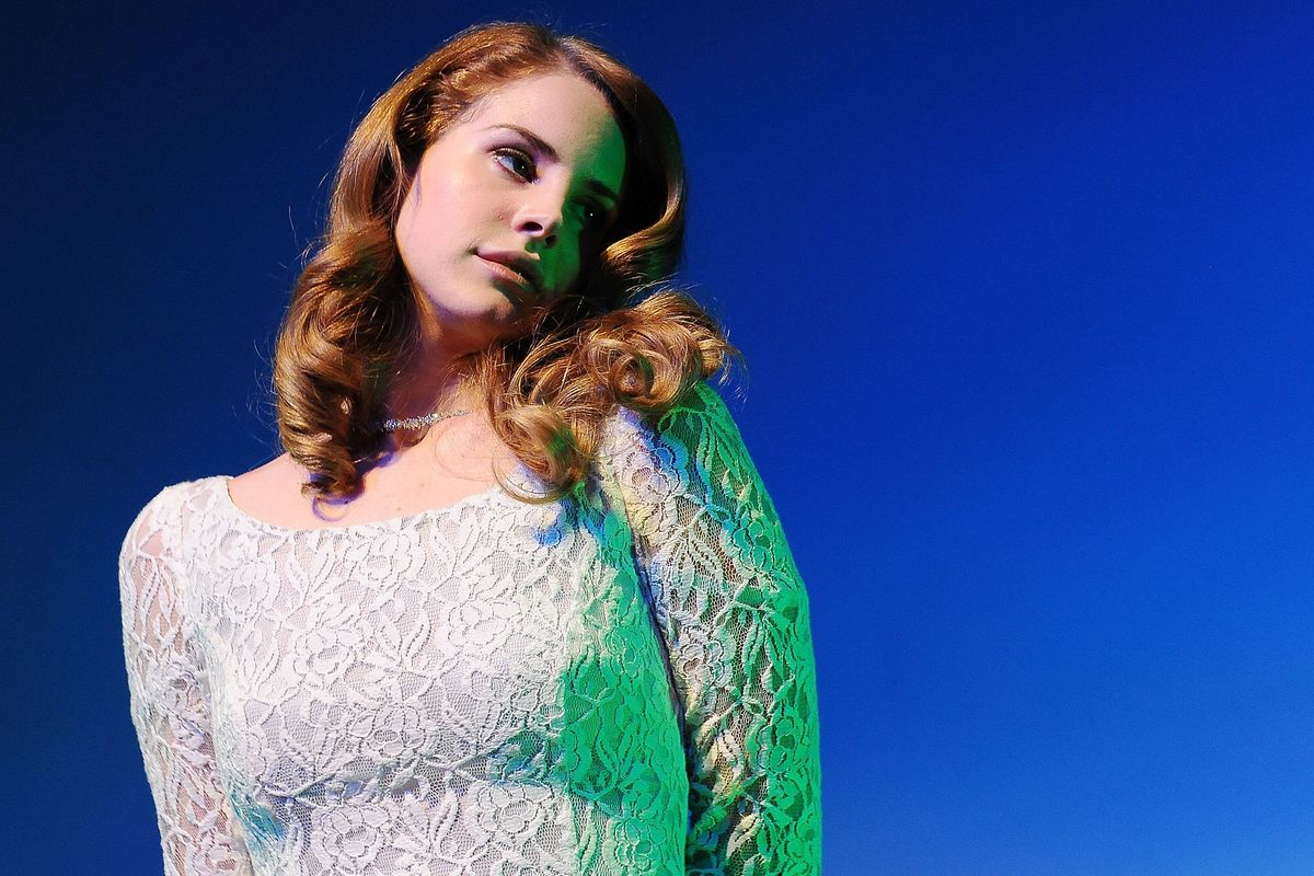 Lana Del Rey Talks About Her Creative Process