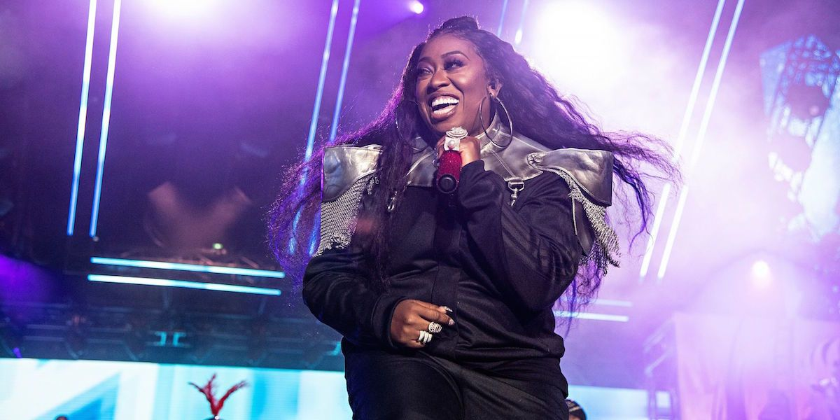 Missy Elliott Just Blessed Us With Her First Project In Over A Decade