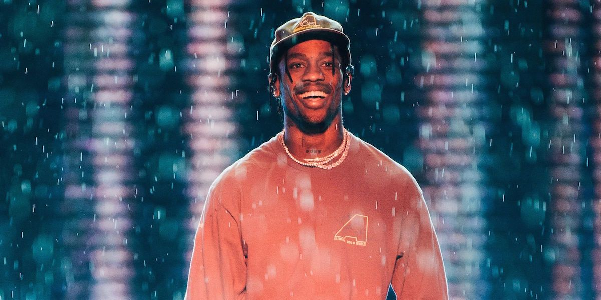 Travis Scott Has A Netflix Documentary Coming Very Soon