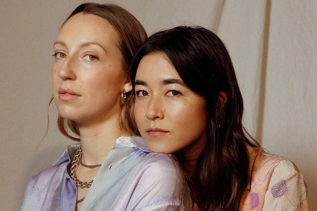 PAPER People: Anna Konkle and Maya Erskine