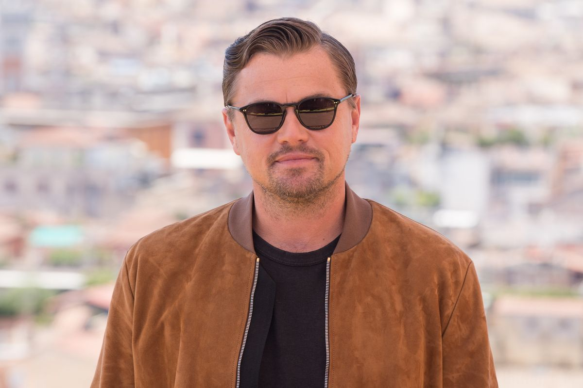 Taylor Swift Shades Leonardo DiCaprio on 'The Man'