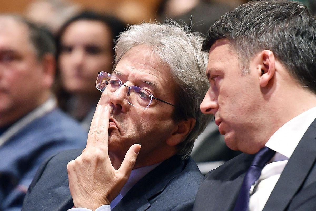 Siluro di Renzi a Gentiloni: «Cerca di far saltare l'accordo con il Movimento». La scissione dem è pronta