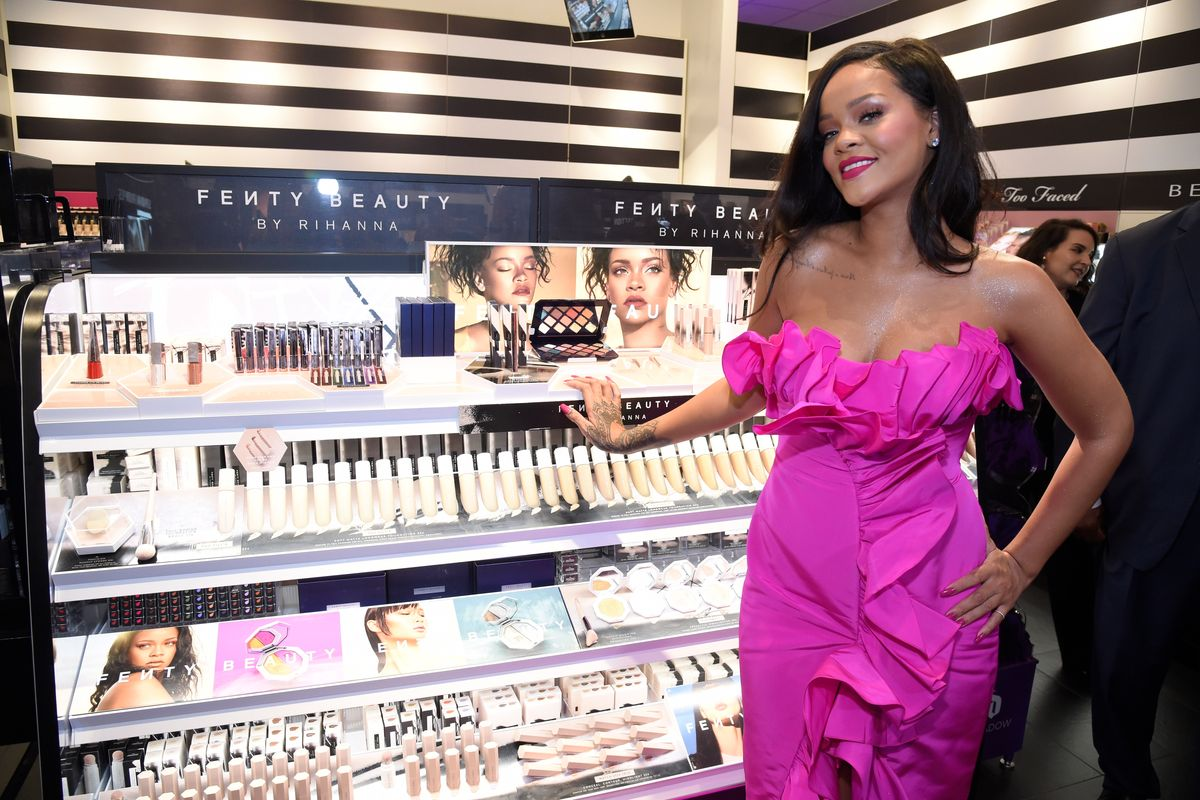 Fenty Beauty Container Used to Store Weed Goes Viral