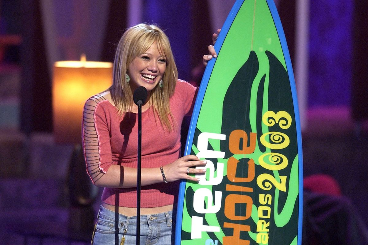 Hilary Duff to Star in a 'Lizzie McGuire' Revival