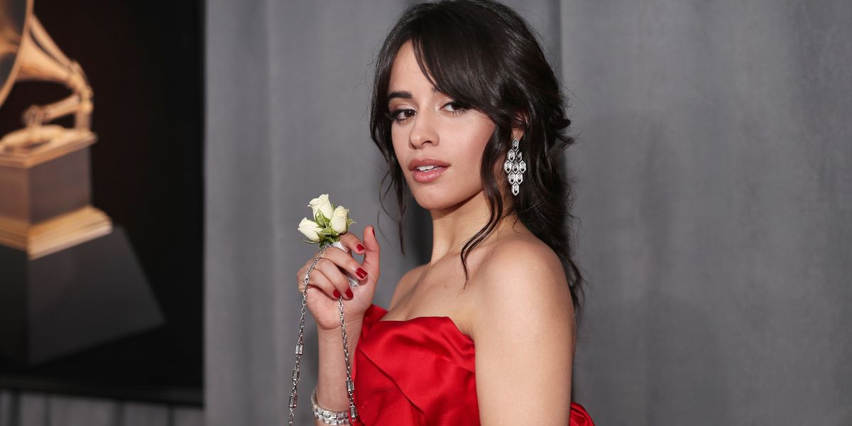 Camila Cabello Shares Her Social Media Anxiety Coping Mechanism