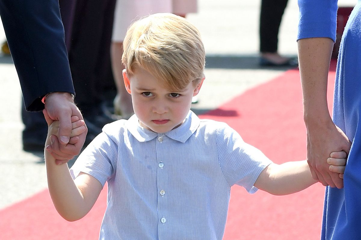 'Good Morning America' Host Apologizes for Prince George Comments