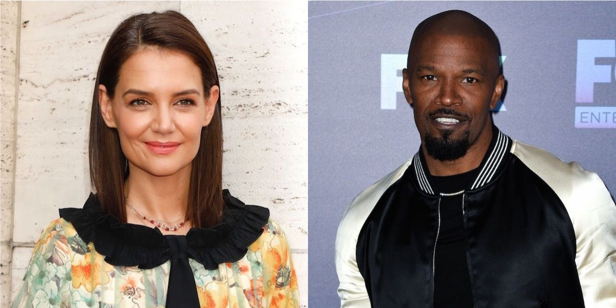 Katie Holmes And Jamie Foxx Have Apparently Called It Quits