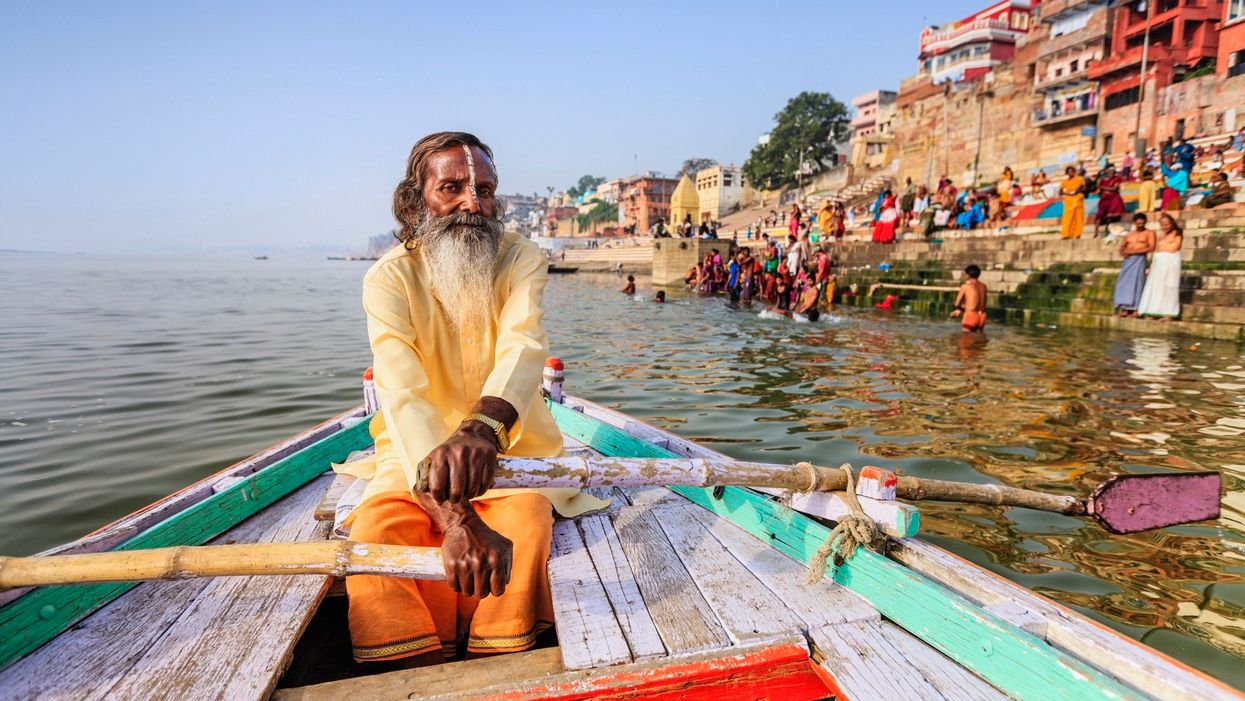 These Are the Challenges Facing India's Most Sacred River