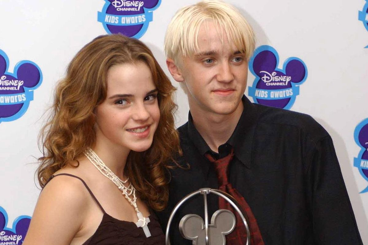 Are Emma Watson And Tom Felton Dating Draco And Hermione Paper