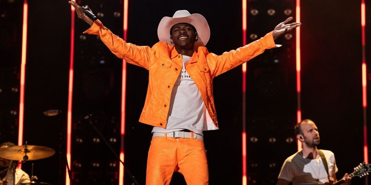 Lil Nas X Had The Most Hilarious Response To Losing No.1 Song Spot