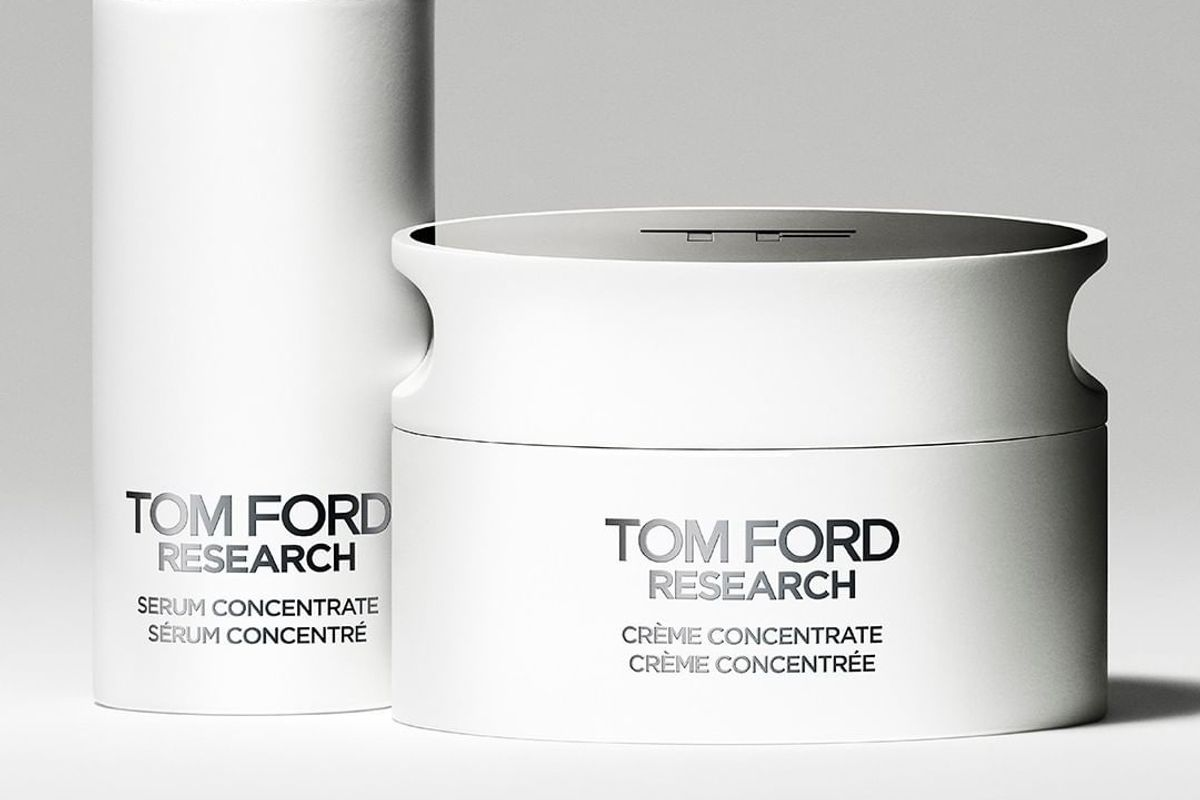 Tom Ford Skincare Is Here