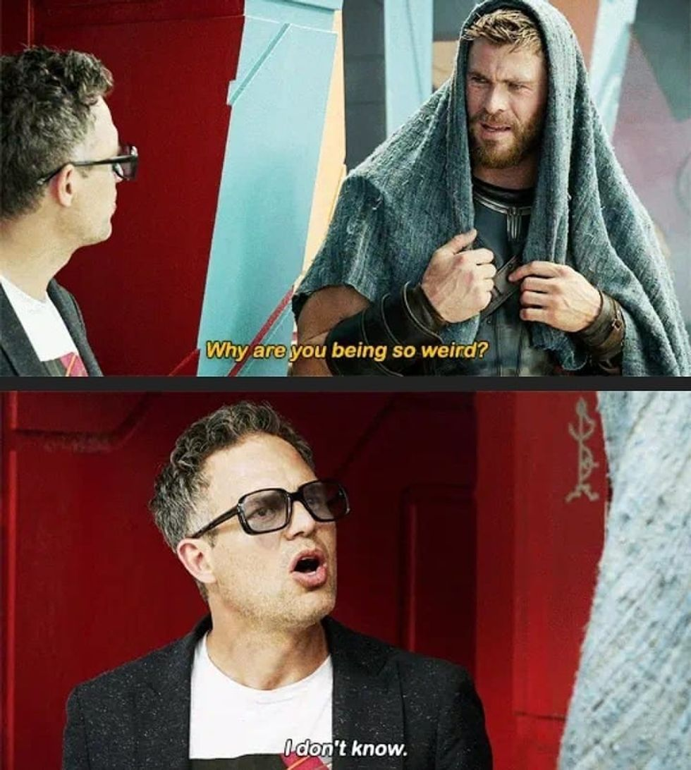 11 Lines From Thor: Ragnarok That Prove It's The Funniest Marvel Movie