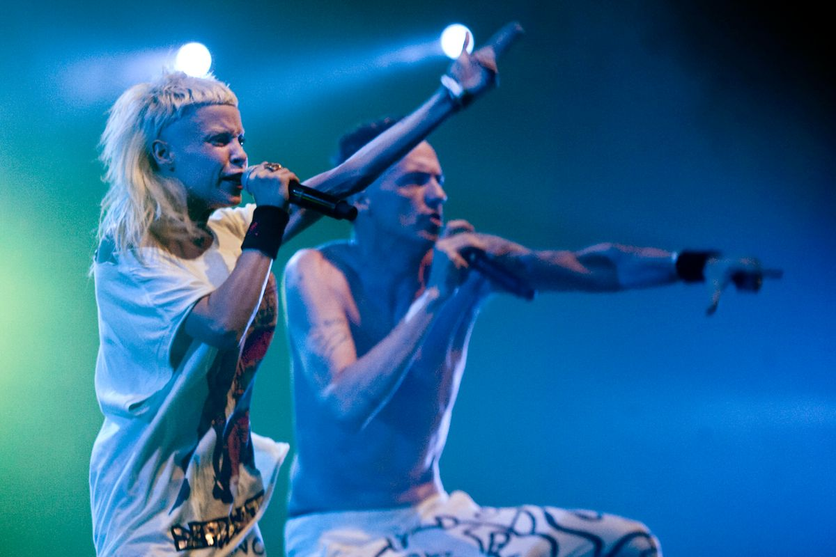 Die Antwoord Axed From Festival After Alleged Homophobic Attack Video