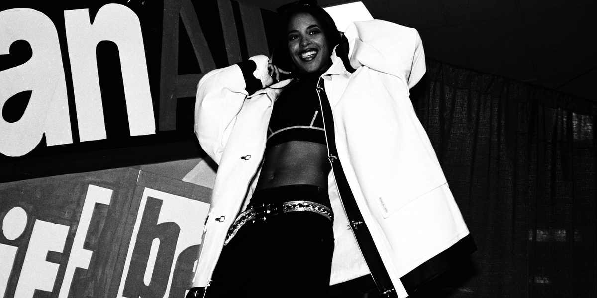 Fans Remember Aaliyah