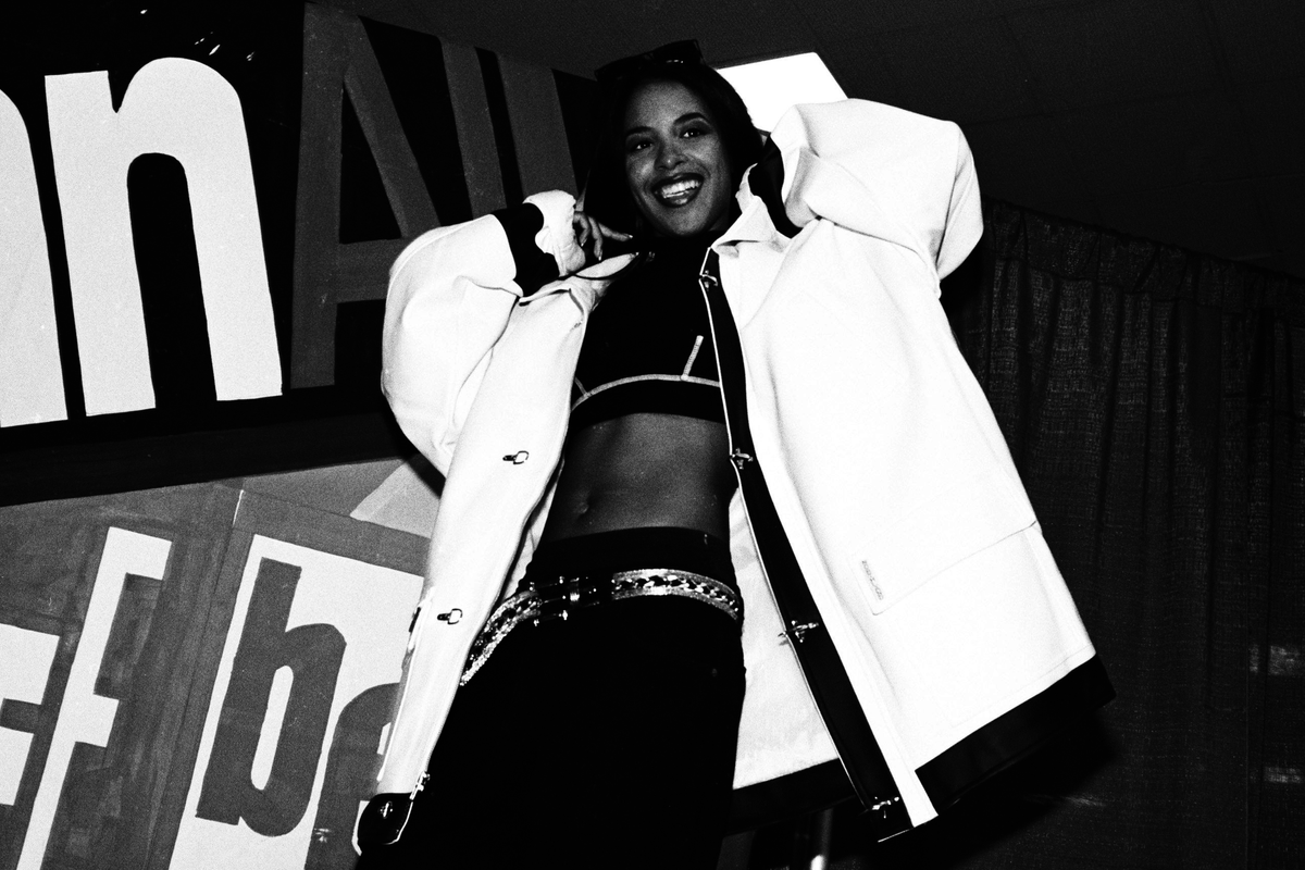Fans Remember Aaliyah
