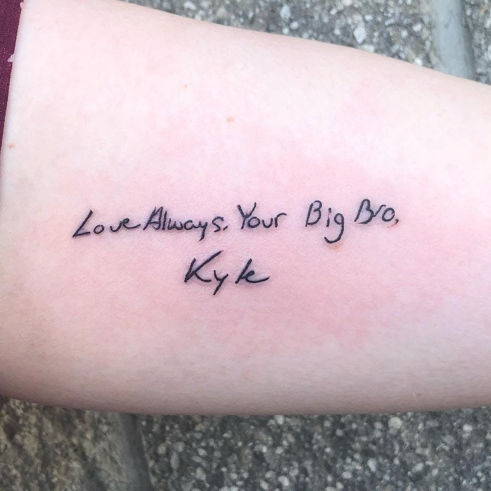These Quote Tattoos May Be Small, But They\'re Mighty With ...