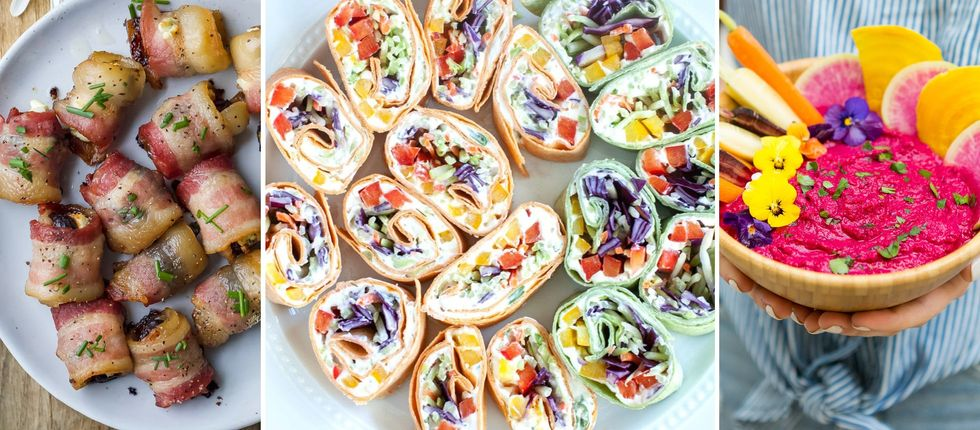 18 Easy Christmas Appetizer Recipes That Will Fill Your Friends With Glee Brit Co