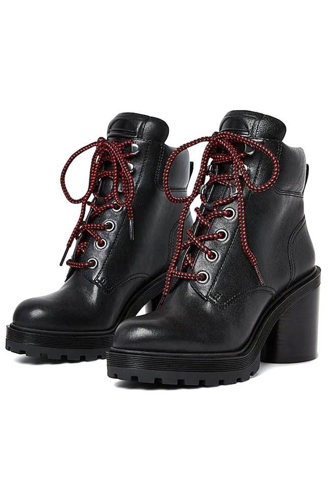 16 Stylish Combat Booties to Step into