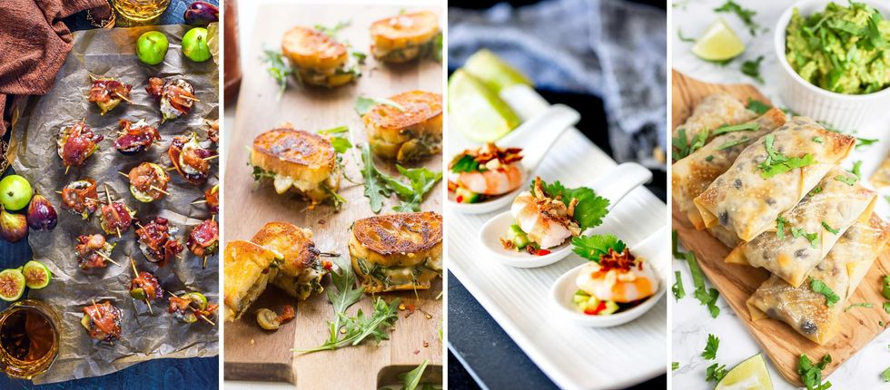 25 Finger Food Recipes for Mess-Free