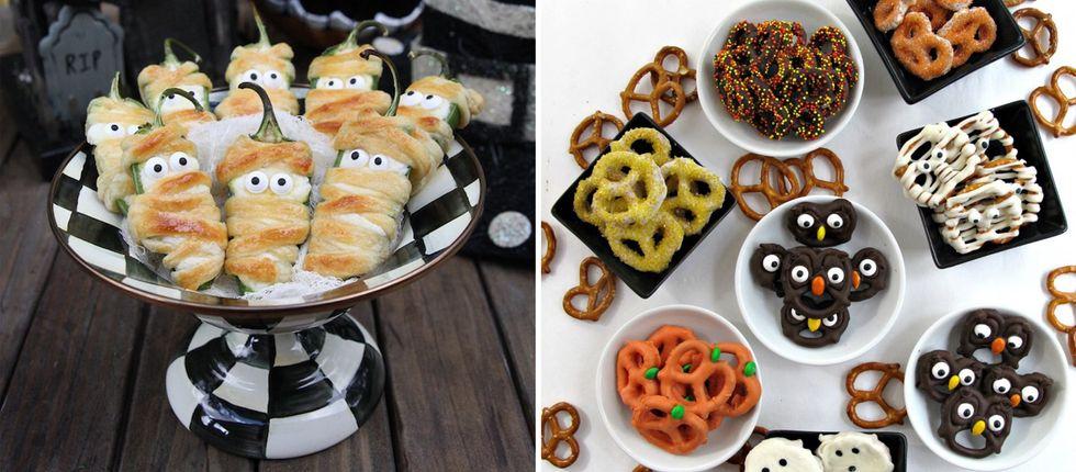 Pinterest S Top Halloween Recipes For Spook Tacular Entertaining