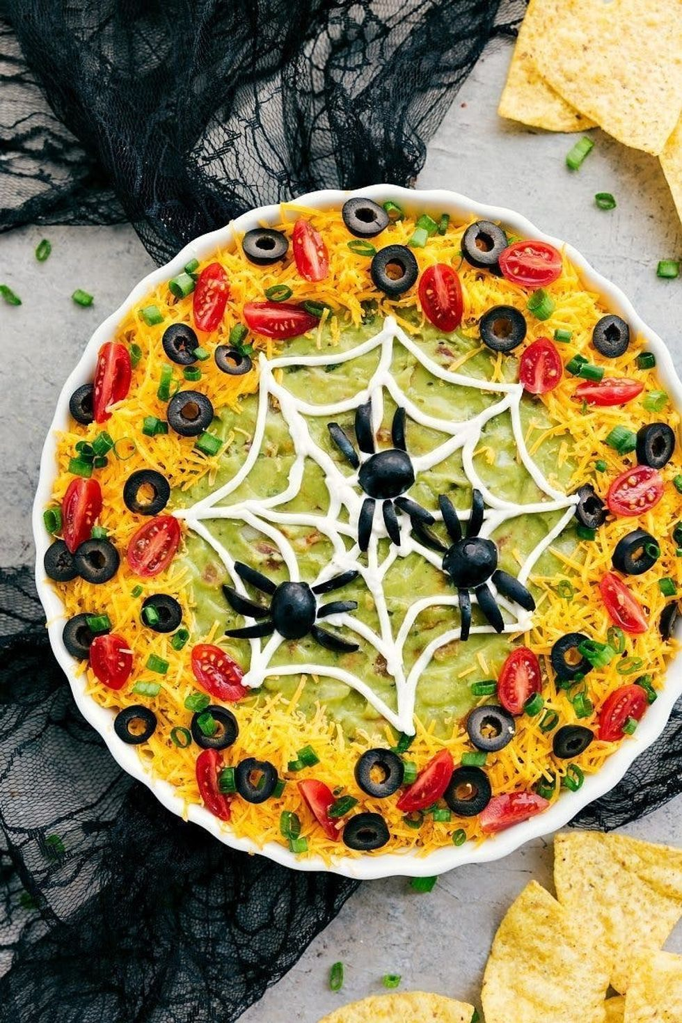 16 Easy Scary Halloween Appetizer Recipes for Your Potluck - Brit + Co