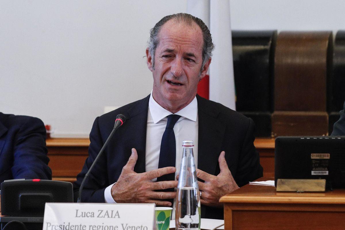 Luca Zaia: «Salvini ha fatto bene.Era tutto bloccato, la crisi può diventare una chance»