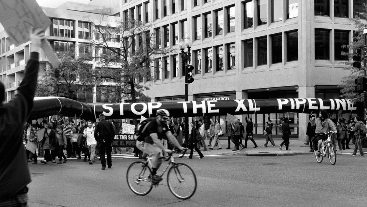 Keystone XL Inches Closer to Reality