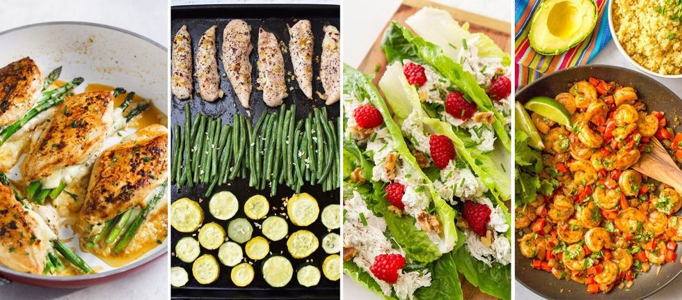 Quick And Easy Dinner Recipes That Anyone Can Make Brit Co