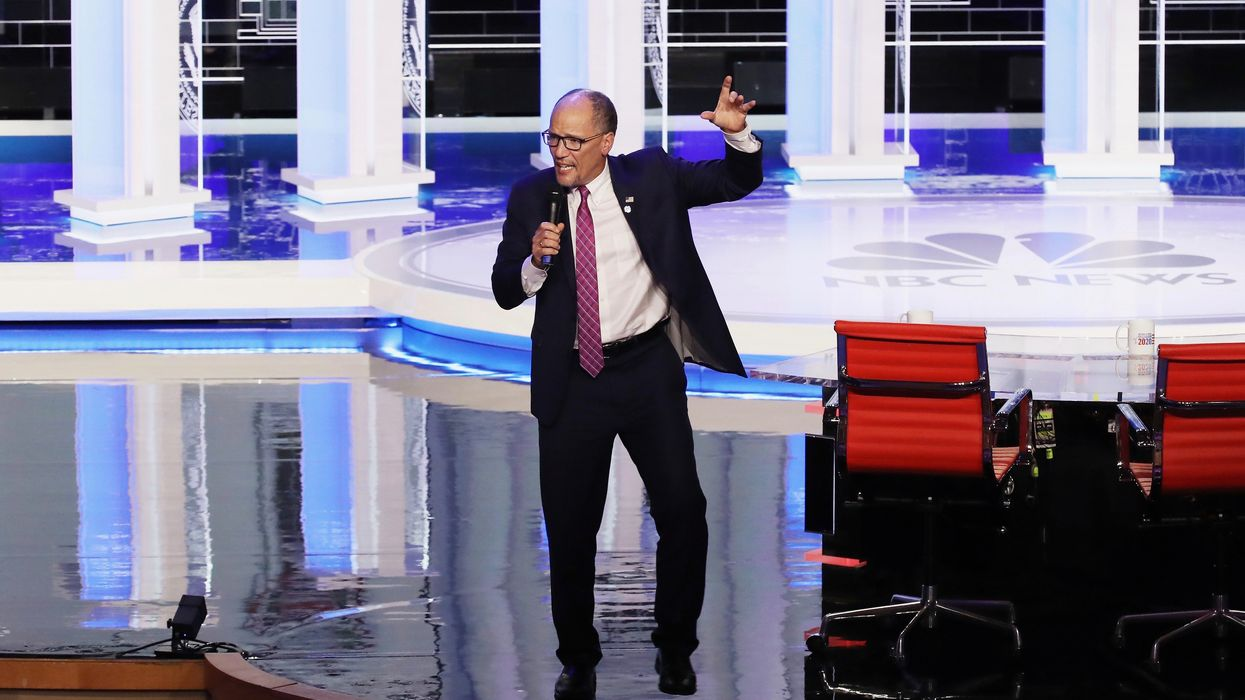 DNC Shuts Down Climate Debate Compromise