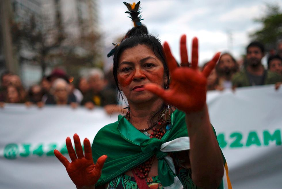 Humanity Pledged $1,000,000,000 To Notre Dame, But What Are We Doing For The Amazon Rainforest?