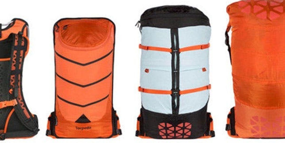 The Bootlegger is 3 Adventurous Backpacks in One