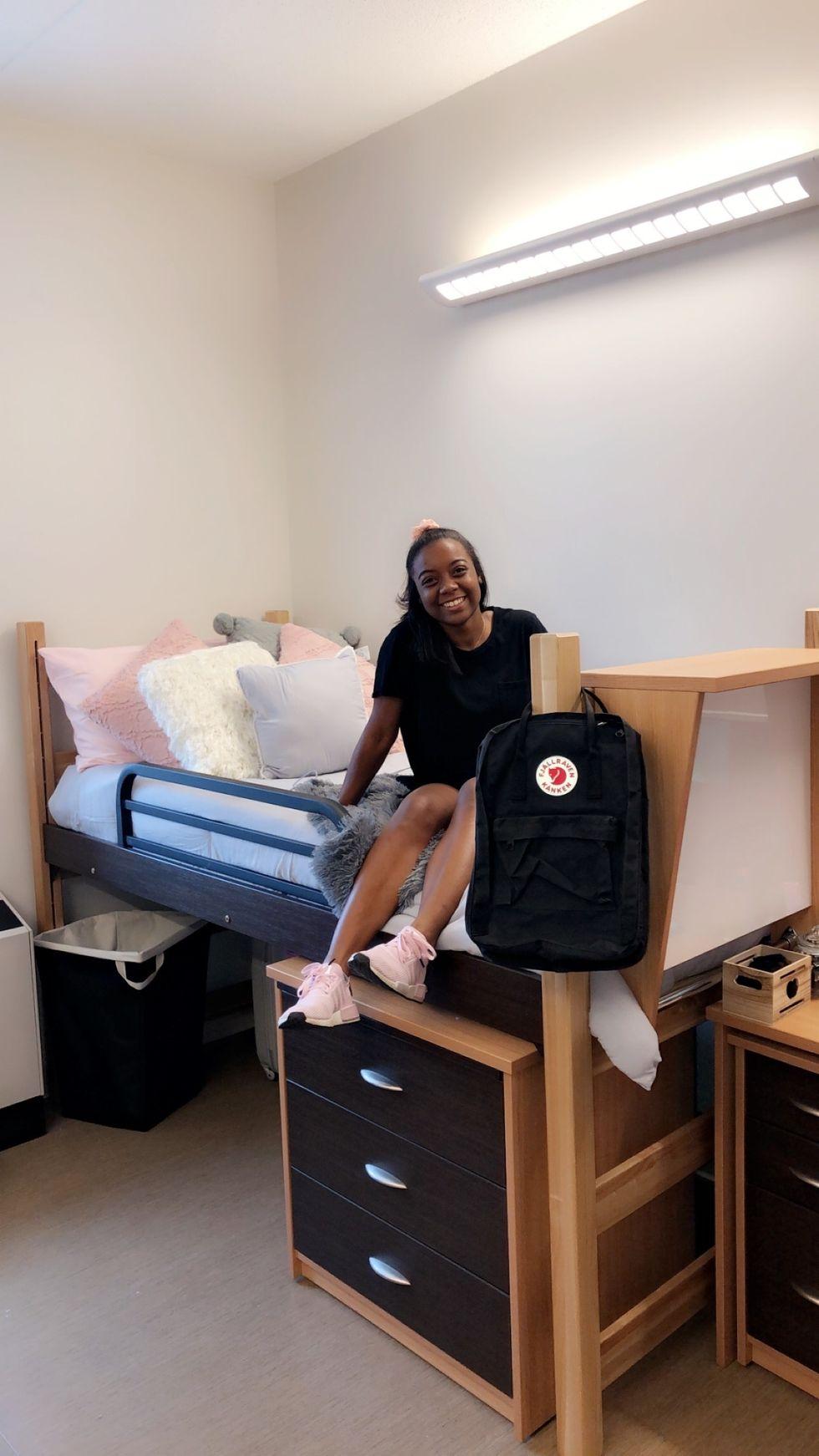 My First College Update